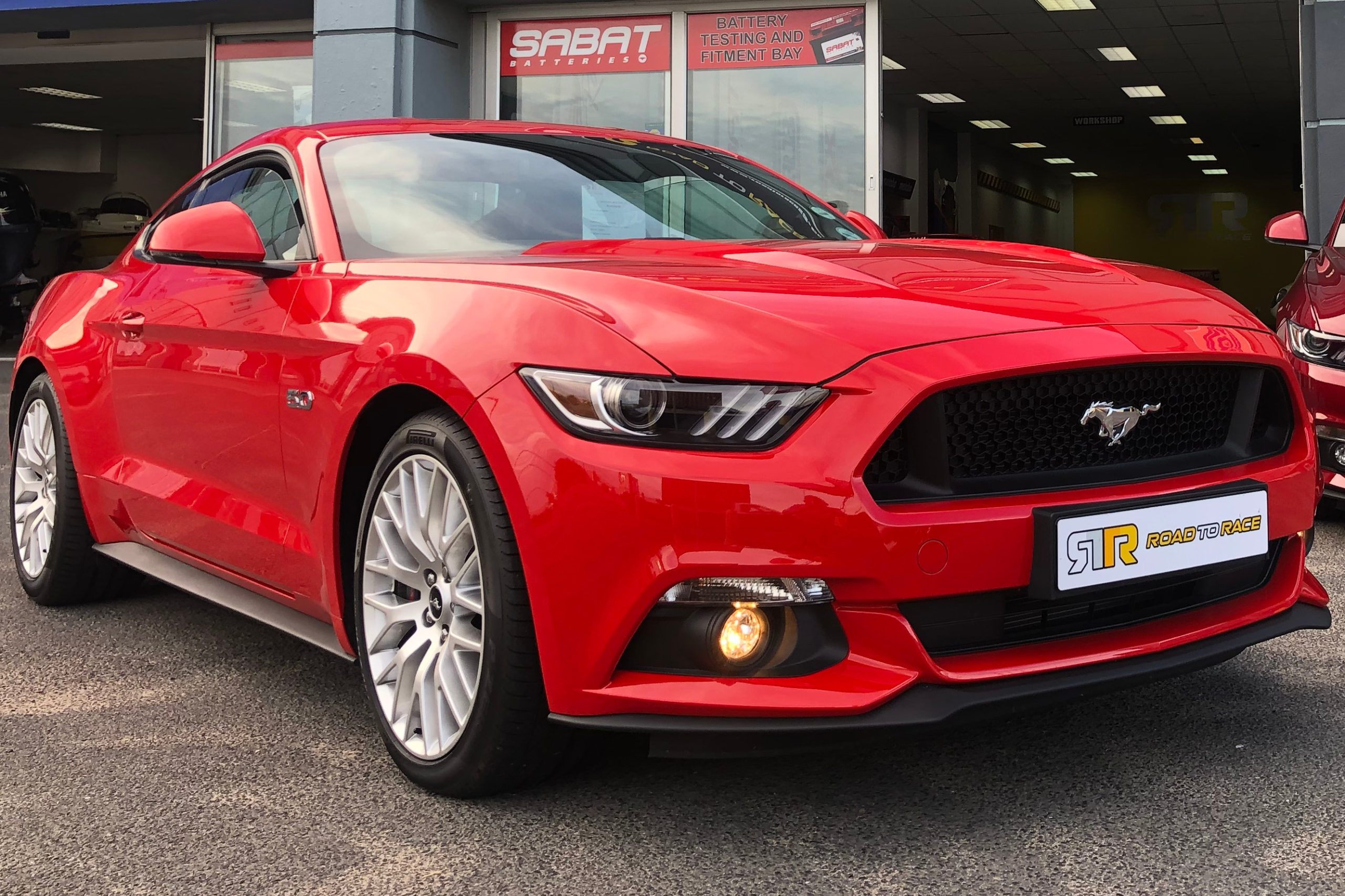 2016 Ford Mustang 5.0 GT